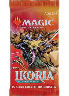 Collector Booster: Ikoria: Lair of Behemoths