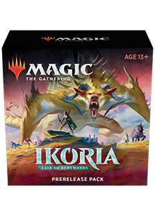 Prerelease Kit: Ikoria: Lair of Behemoths