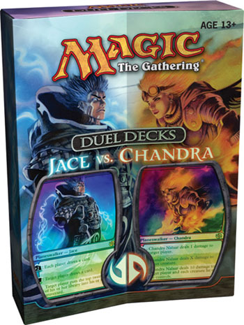 DD: Jace vs. Chandra