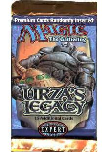 Booster: Urza's Legacy