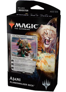 Planeswalker Deck - Ajani, Wise Counselor