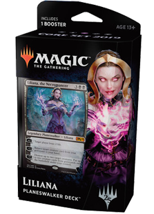 Planeswalker Deck - Liliana, the Necromancer