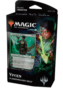 Planeswalker Deck - Vivien of the Arkbow