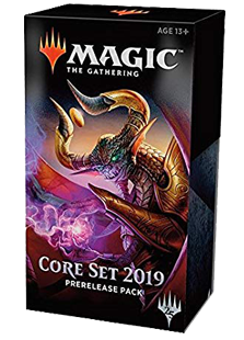 Prerelease Kit: Core Set 2019