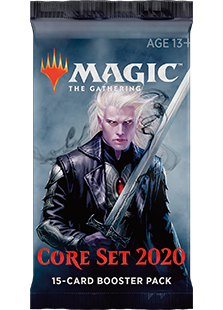 Booster: 2020 Core Set