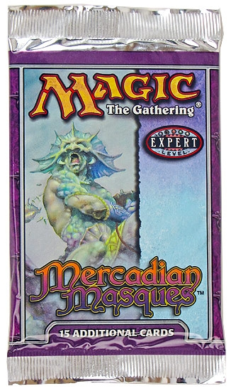 Booster: Mercadian Masques