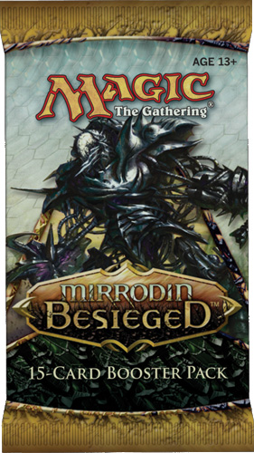 Booster: Mirrodin Besieged