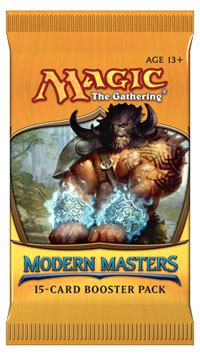 Booster: Modern Masters