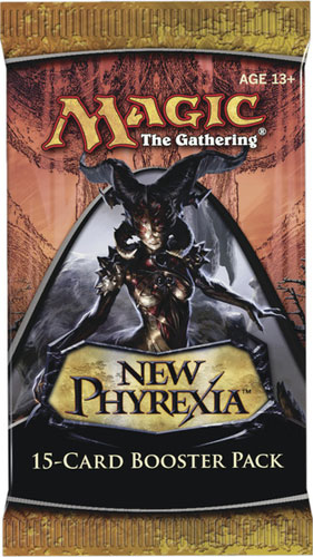 Booster: New Phyrexia
