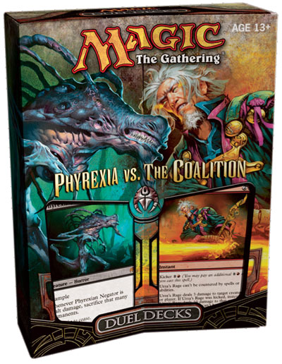 DD: Phyrexia vs. The Coalition