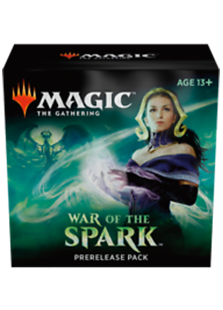 Prerelease Kit: War of the Spark