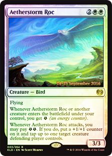 Aetherstorm Roc (Prerelease Foil)