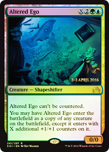 Altered Ego (Shadows over Innistrad Prerelease)