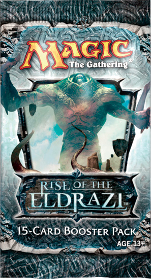 Booster: Rise of the Eldrazi