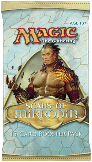 Booster: Scars of Mirrodin