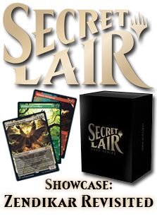 Secret Lair: Showcase: Zendikar Revisited