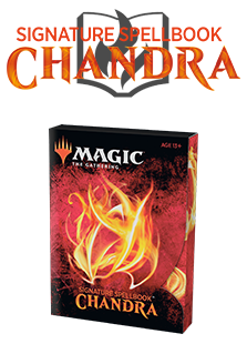Box: Signature Spellbook: Chandra