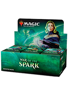 Box: War of the Spark